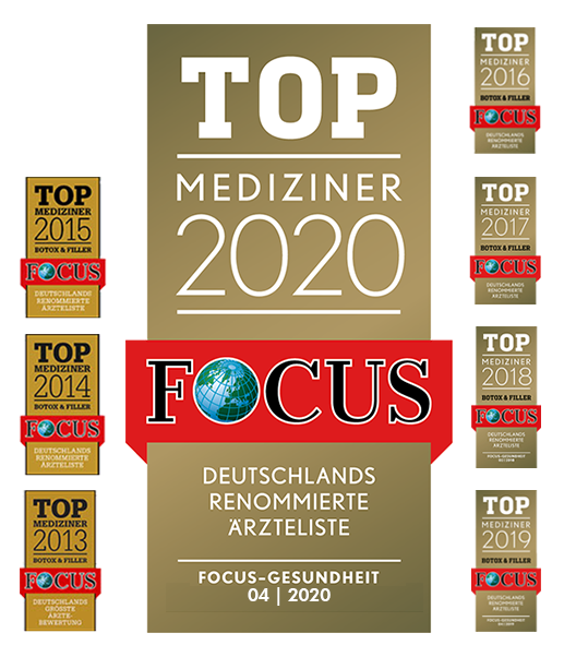 Focus Top Mediziner Siegel 2020